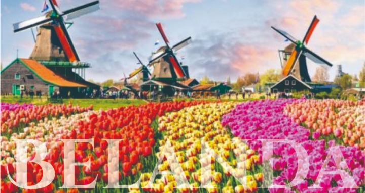 2 Belanda